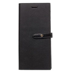 Mercury Romance Diary Samsung Galaxy Note 8 Wallet Case - Black