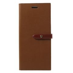Mercury Romance Diary Samsung Galaxy Note 8 Wallet Case - Brown