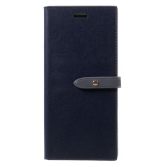 Mercury Romance Diary Samsung Galaxy Note 8 Wallet Case - Navy