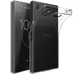 This ultra-thin 100% transparent gel case from Olixar provides a super slim fitting design, which adds no additional bulk to your Sony Xperia XZ1 Compact. Offering durable protection against damage, while revealing the beauty of your phone from within.