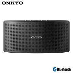 Providing huge sound in a compact, portable package, this Bluetooth speaker from Onkyo features dual 44.5mm drivers and passive radiators to make your music massive. The X3 also has a built in 3,400mAh power bank to keep your devices charged on the move.