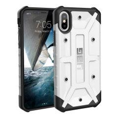 UAG Pathfinder iPhone X Protective Schutzhülle - Weiß