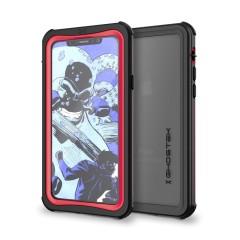 Ghostek Nautical Series iPhone X Waterproof Case - Red