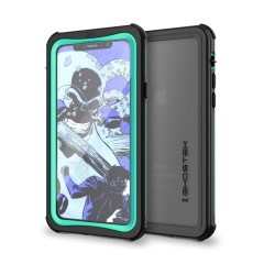 Ghostek Nautical Series iPhone X Waterproof Case - Teal