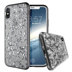 Prodigee Scene Treasure iPhone X Case - Platina