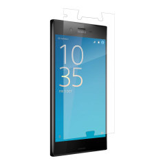 InvisibleShield Sony Xperia XZ1 HD Dry Screen Protector