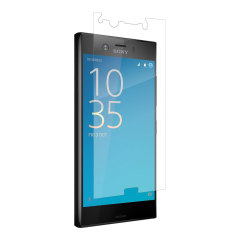 InvisibleShield Sony Xperia XZ1 Compact HD Dry Screen Protector