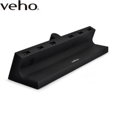 Veho TA-6 Universal 6-Port USB Charging Hub w/ Multi-Region Adapter