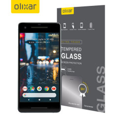 This ultra-thin tempered glass screen protector for the Google Pixel 2 offers toughness, high visibility and sensitivity all in one package.