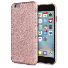 LoveCases Check Yo Self iPhone 6S / 6 Case - Rose Gold