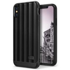 Rearth Ringke Flex S Pro iPhone X Case - Titanium Black