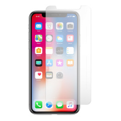 BodyGuardz Pure 2 iPhone X Premium Glass Screen Protector