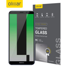Olixar Huawei Mate 10 Lite Tempered Glass Screen Protector