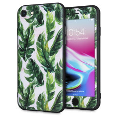 Verschönern und schützen Sie Ihr iPhone 8 / 7 mit einem Hauch von Paradies mit dieser atemberaubenden Hülle von LoveCases. Ihr iPhone passt perfekt in den sicheren, strapazierfähigen Rahmen, während das Jungle Boogie Design ihrem bereits großartigen Gerät einen Hauch von trendiger Schönheit verleiht