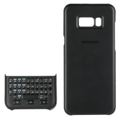 Experience fast and efficient typing with the slim and incredibly protective official black QWERTZ keyboard cover from Samsung for the Note 8. With no Bluetooth connection or power required, the keyboard case won't drain your battery or require charging.