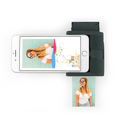 Prynt Pocket Instant Photo Printer for iPhone - Graphite