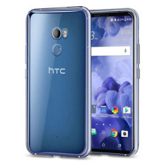 Olixar Ultra-Thin HTC U11 Plus Gel Hülle - 100% Klar
