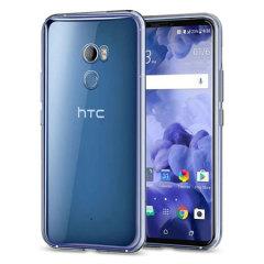 Olixar Ultra-Thin HTC U11 Plus Gel Hülle - 100% Klar