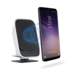 Combining the modern spectacle of wireless charging with ultra-fast speeds and a secure magnetic mounting system, the iOttie iTap is the ideal way to mount and charge your Qi-compatible Android smartphone in your vehicle.