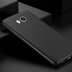 Olixar FlexiShield HTC U11 Life Gel Case - Solid Black