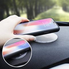Organisez votre espace grâce à ce pack de 3 pads en gel adhésifs de chez Olixar. Ils sont grands, très adhésifs et pourront recevoir de nombreux accessoires comme des : clés, smartphones, tablettes, télécommandes…3 formes incluses.
