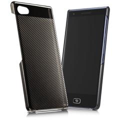 Official BlackBerry Motion Hard Shell Case Cover - Dark Grey