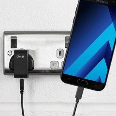 Olixar High Power Samsung Galaxy A7 2017 USB-C Mains Charger & Cable