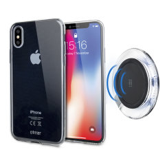 iPhone X Case and Wireless Charger