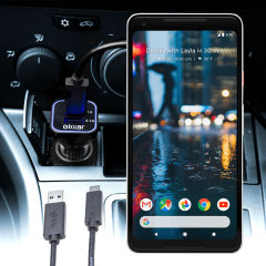 Olixar High Power Google Pixel 2 XL Car Charger