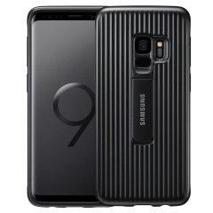 Cette Stand Cover officielle Samsung sera une protection idéale pour votre Samsung Galaxy S9.