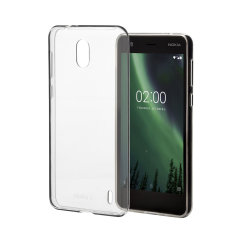 Protect your brand new Nokia 2 with this Official Nokia Hybrid Crystal Clear case. Scratch-resistant and crystal clear surface will allow you to showcase and preserve the beauty and elegance of your handset, keeping it free from damage.