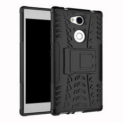 Olixar ArmourDillo Sony Xperia L2 Case - Zwart