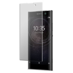 Roxfit Sony Xperia XA2 Curved Tempered Glass Screen Protector - Clear