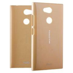 Roxfit Sony Xperia XA2 Ultra Präzision Schlanke Harte Schale - Gold