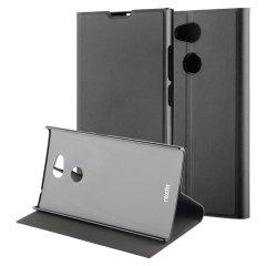 Roxfit Sony Xperia L2 Simply Standing Book Case - Black