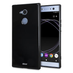 Olixar FlexiShield Sony Xperia XA2 Ultra Gel Case - Black
