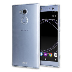 Olixar FlexiShield Sony Xperia XA2 Ultra Gel Hülle in 100% Klar