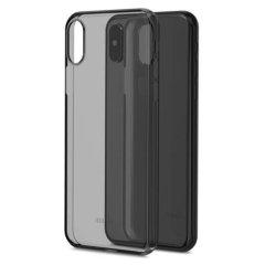 Moshi SuperSkin iPhone X Slim Case - Stealth Black