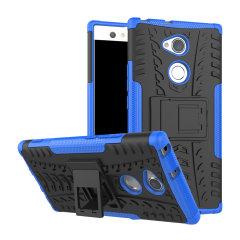 Olixar ArmourDillo Sony Xperia XA2 Ultra Protective Case - Blue