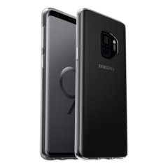 OtterBox Clearly Protected Skin Samsung Galaxy S9 Gelskal - Klar