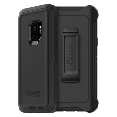 OtterBox Defender Screenless Samsung Galaxy S9 Case - Black