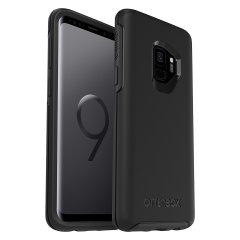 OtterBox Symmetry Samsung Galaxy S9 Case - Black