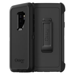 OtterBox Defender Screenless Samsung Galaxy S9 Plus Case - Black