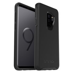 OtterBox Symmetry Samsung Galaxy S9 Plus Case - Black