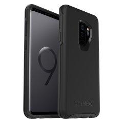 OtterBox Symmetry Samsung Galaxy S9 Plus Case - Black