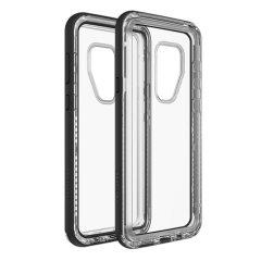 LifeProof NEXT Samsung Galaxy S9 Plus Tough Case - Black Crystal