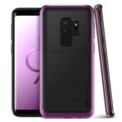 VRS Design High Pro Shield Samsung Galaxy S9 Plus Case - Ultra Violet