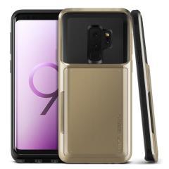 VRS Design Damda Glide Samsung Galaxy S9 Plus Case - Goud
