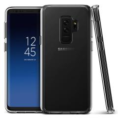 VRS Design Crystal Mixx Samsung Galaxy S9 Plus Case - Clear