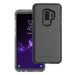 Griffin Survivor Strong Samsung Galaxy S9 Plus Case - Clear